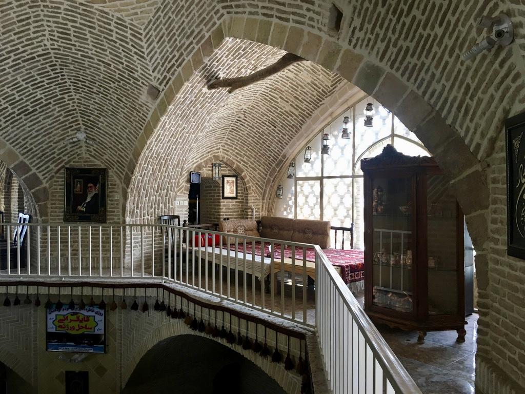 Gruzja-Armenia-Iran-Stambuł. Dzień 14: Varzaneh, miasto i pustynia 10