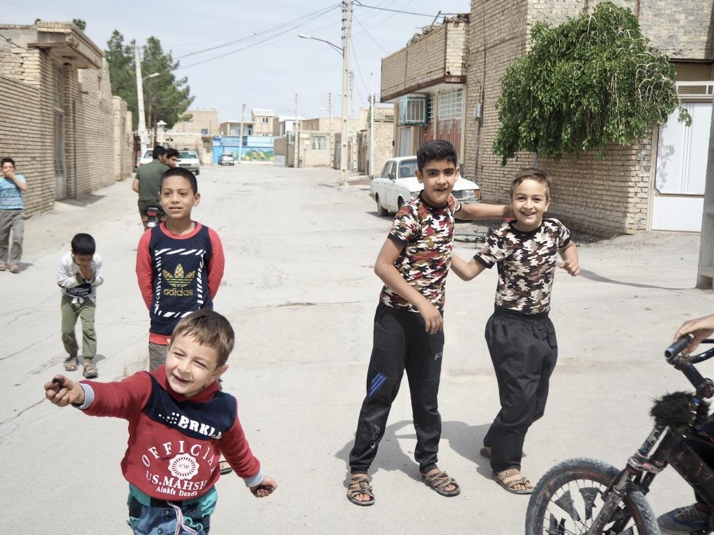Gruzja-Armenia-Iran-Stambuł. Dzień 14: Varzaneh, miasto i pustynia 4