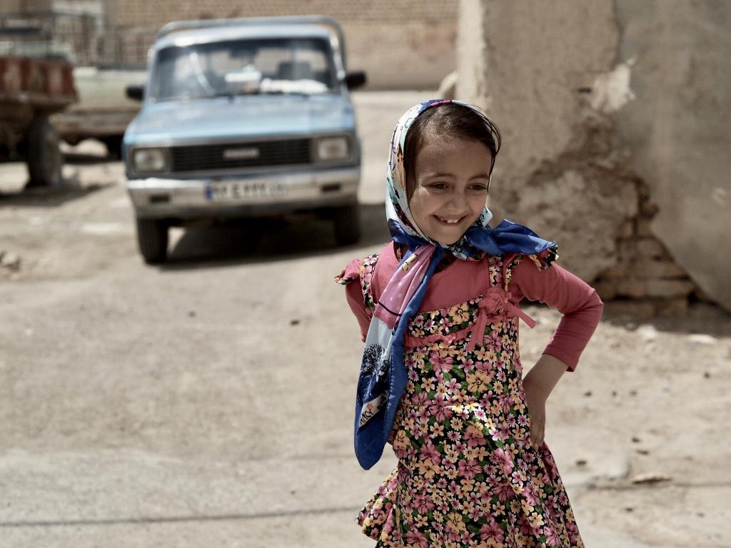 Gruzja-Armenia-Iran-Stambuł. Dzień 14: Varzaneh, miasto i pustynia 7