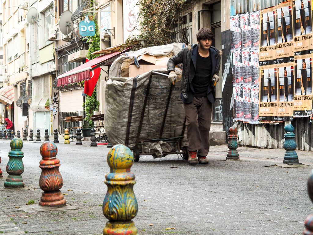 Gruzja-Armenia-Iran-Stambuł. Dzień 17-18: I na koniec jeszcze Stambuł 3