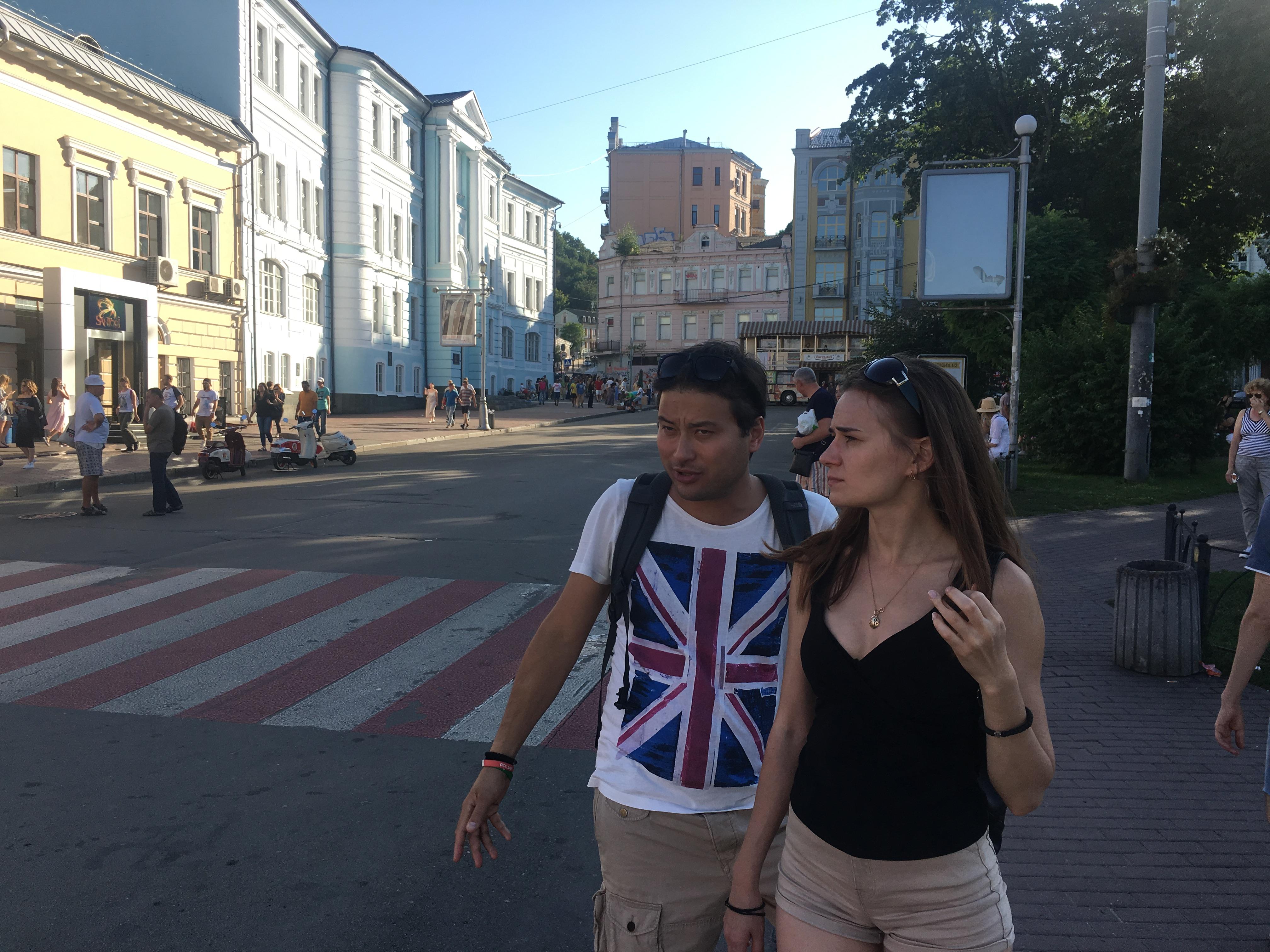 Kijów. Pierwsze spotkanie z Ukrainą i w Ukrainie (Dzień 1) 24