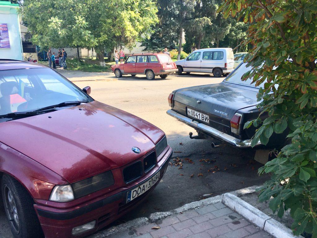 Ukraina autostopem? Dzień 3: Niemirów - Tulczyn - Jampol 2