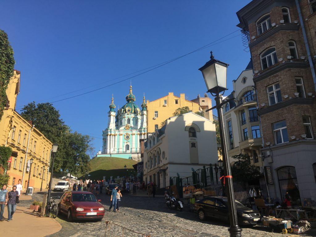 Kijów. Pierwsze spotkanie z Ukrainą i w Ukrainie (Dzień 1) 28