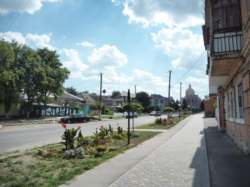 Ukraina autostopem? Dzień 3: Niemirów - Tulczyn - Jampol 11