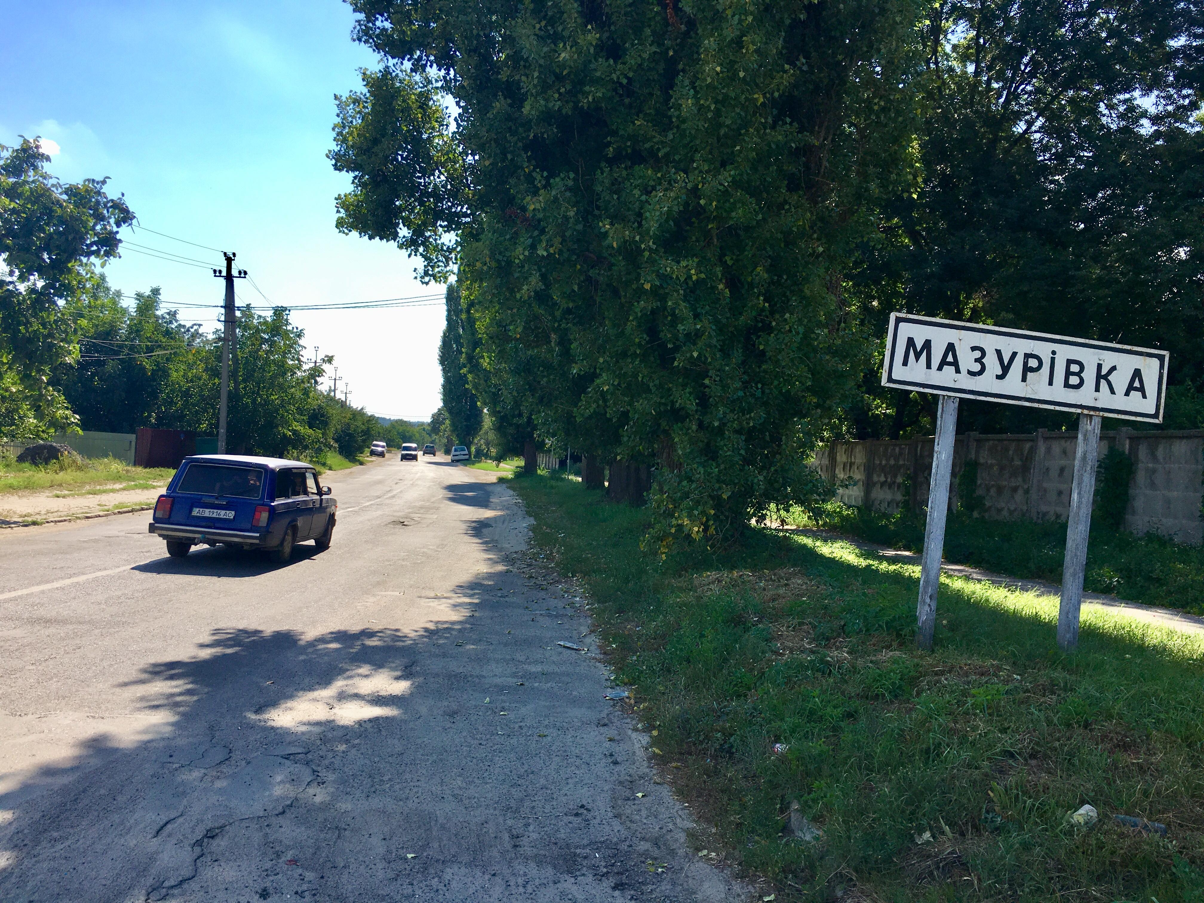 Ukraina autostopem! Dzień ostatni: na granicy nocy i dnia. Kilka liczb na koniec 3
