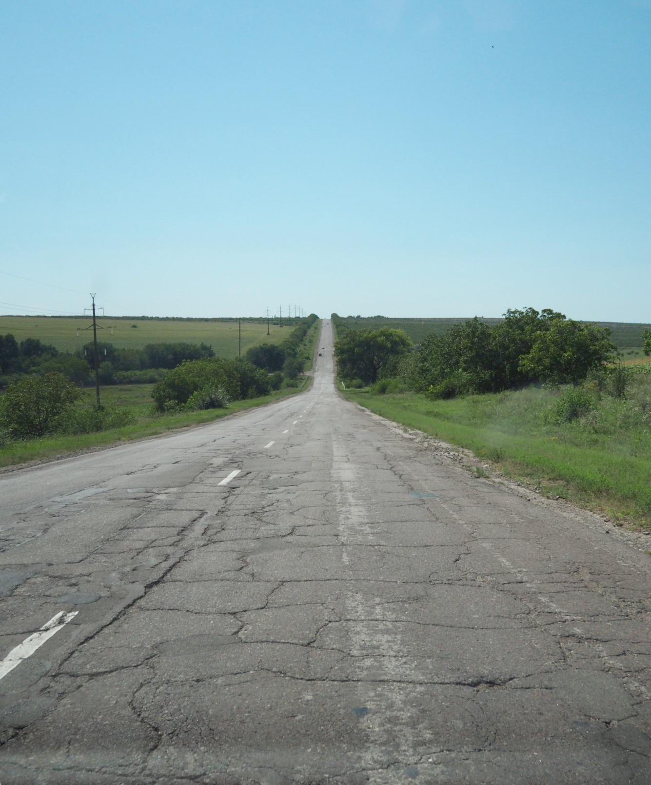 Ukraina autostopem? Dzień 4: A Mołdawia autostopem da się też? 22