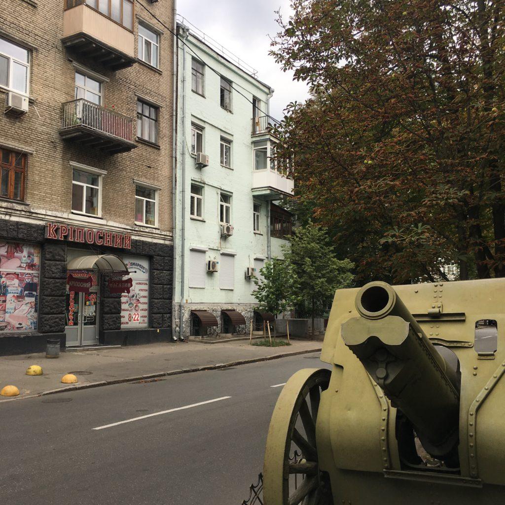 Kijów. Pierwsze spotkanie z Ukrainą i w Ukrainie (Dzień 1) 23