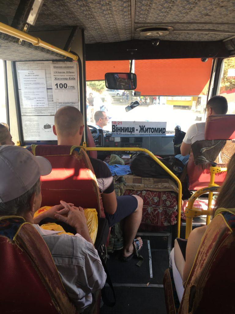 Ukraina autostopem? Dzień 2: Berdyczów i Winnica 11