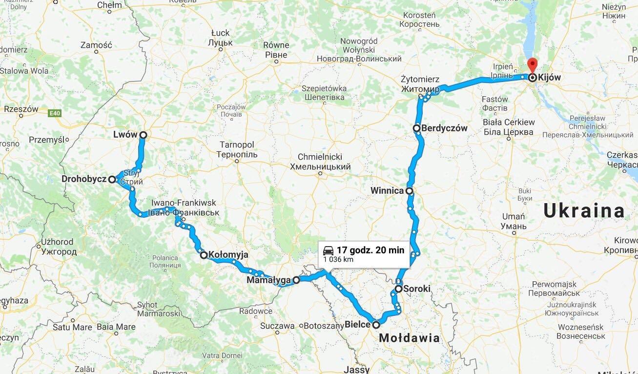 Kijów. Pierwsze spotkanie z Ukrainą i w Ukrainie (Dzień 1) 21