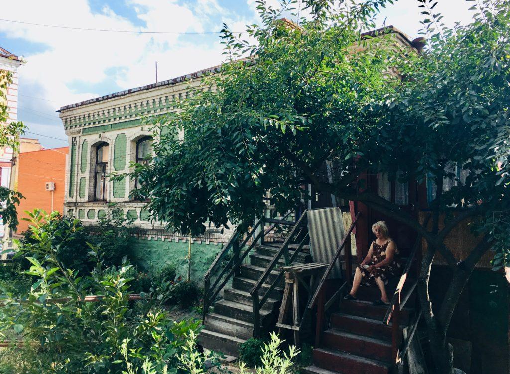 Ukraina autostopem? Dzień 2: Berdyczów i Winnica 9