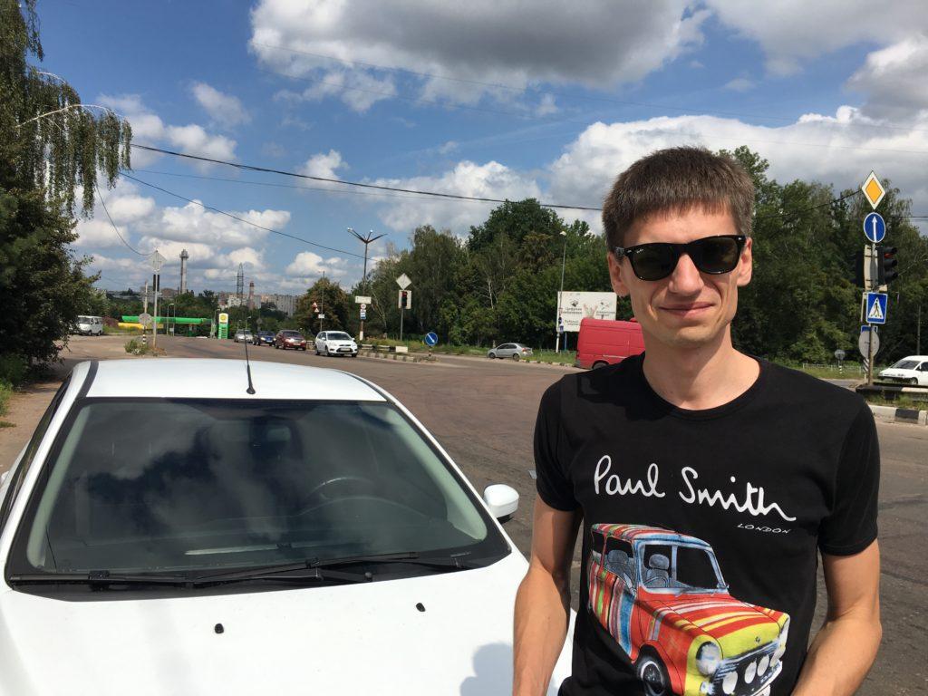 Ukraina autostopem? Dzień 2: Berdyczów i Winnica 1