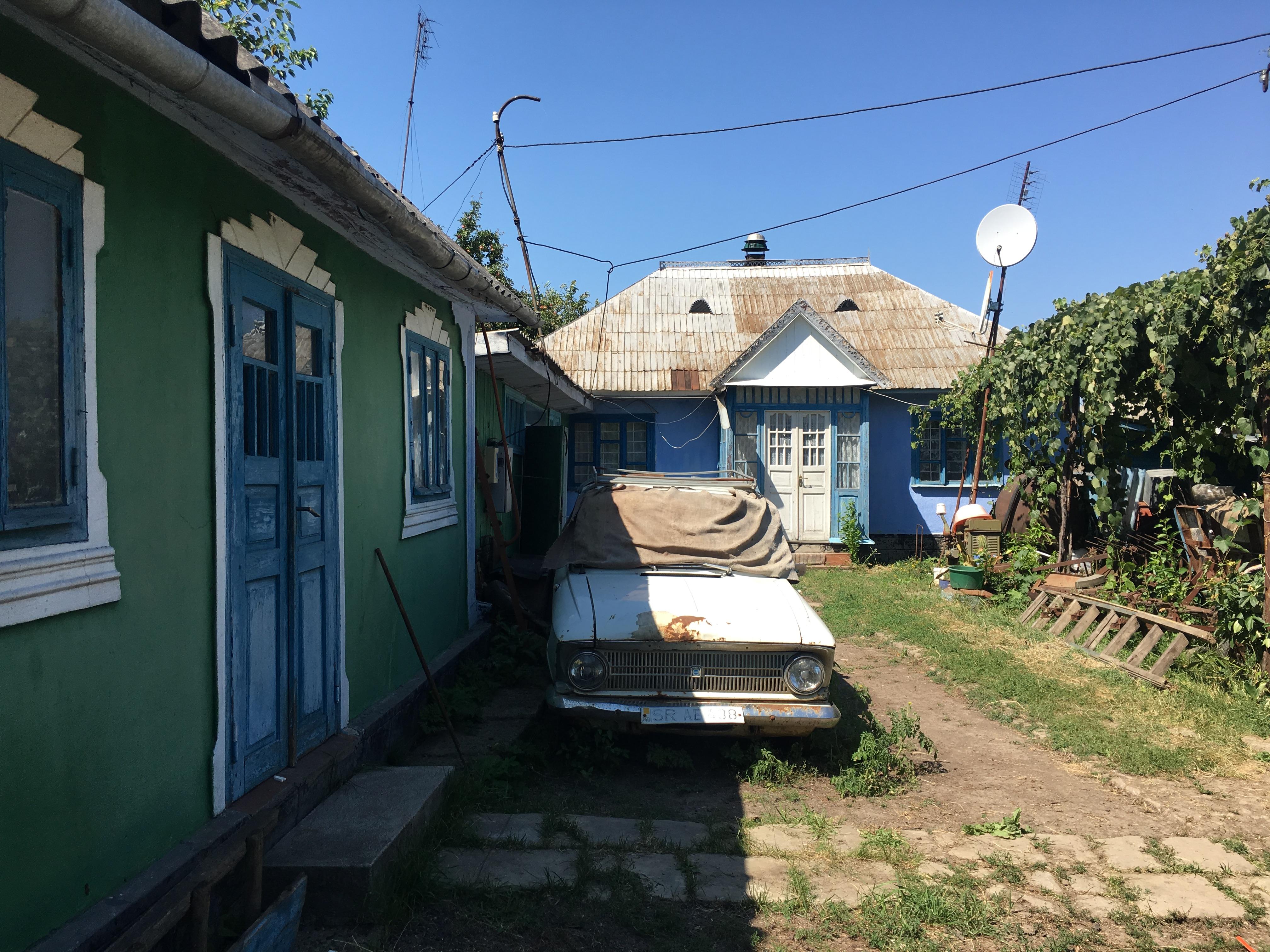 Ukraina autostopem? Dzień 4: A Mołdawia autostopem da się też? 13