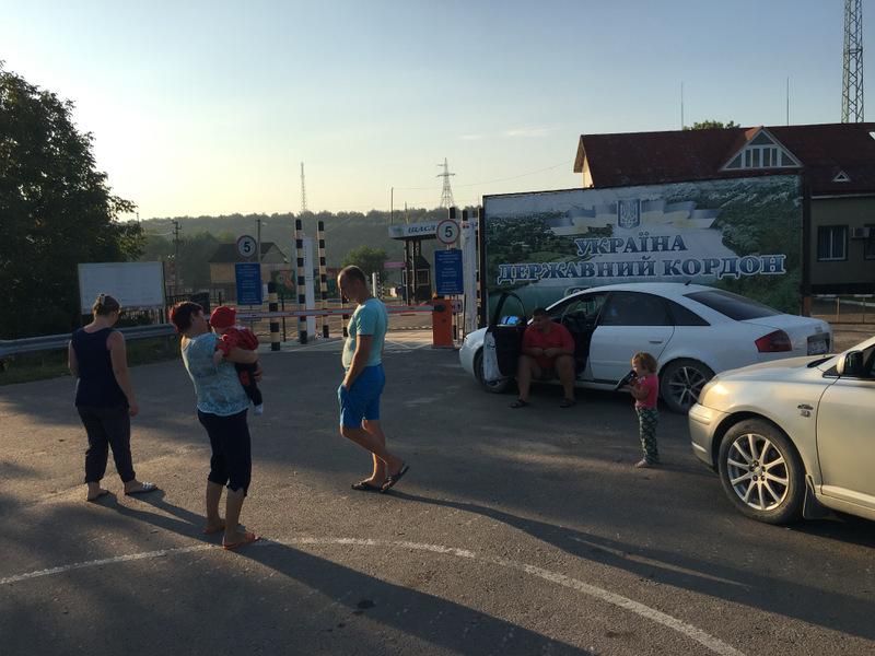 Ukraina autostopem? Dzień 4: A Mołdawia autostopem da się też? 2