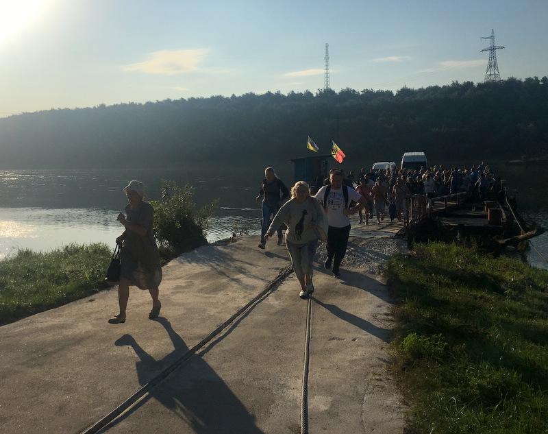 Ukraina autostopem? Dzień 4: A Mołdawia autostopem da się też? 4