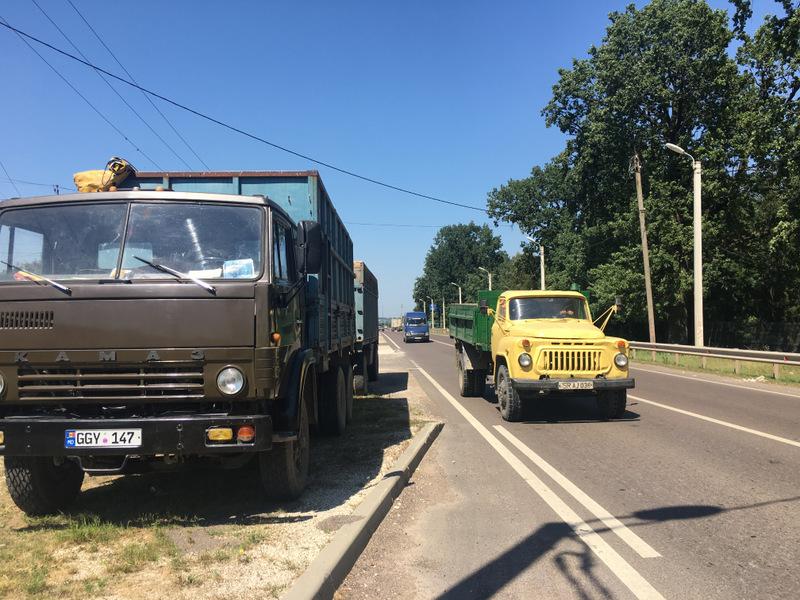 Ukraina autostopem? Dzień 4: A Mołdawia autostopem da się też? 15