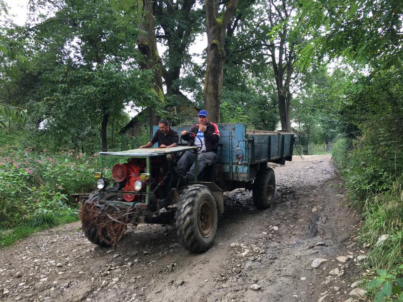 Ukraina autostopem? Dzień 7: Jaremcze i inne niedzisiejsze okolice 15