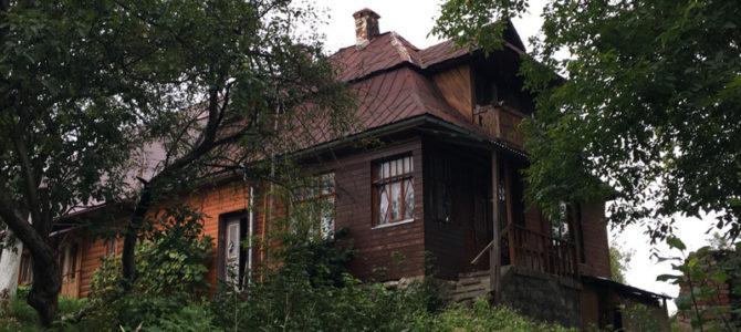 Ukraina autostopem? Dzień 7: Jaremcze i inne niedzisiejsze okolice