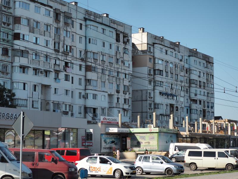 Ukraina autostopem? Dzień 4: A Mołdawia autostopem da się też? 23
