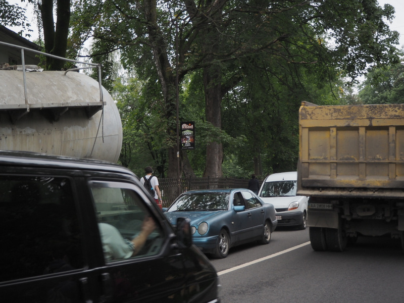 Ukraina autostopem? Dzień 7: Jaremcze i inne niedzisiejsze okolice 2