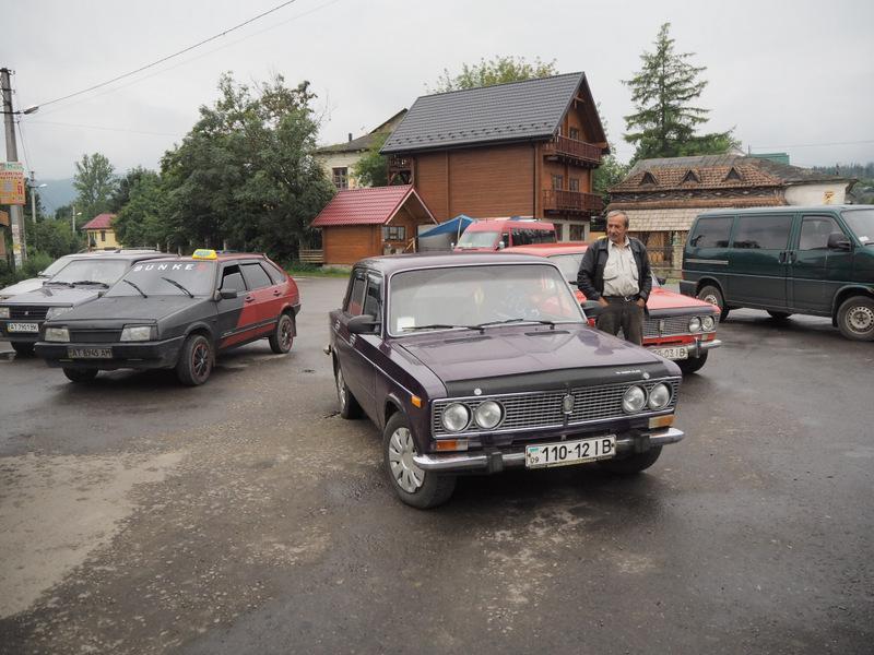 Ukraina autostopem? Dzień 7: Jaremcze i inne niedzisiejsze okolice 8