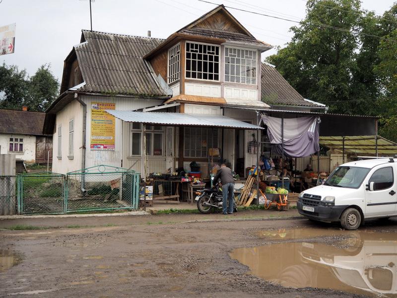 Ukraina autostopem? Dzień 7: Jaremcze i inne niedzisiejsze okolice 18
