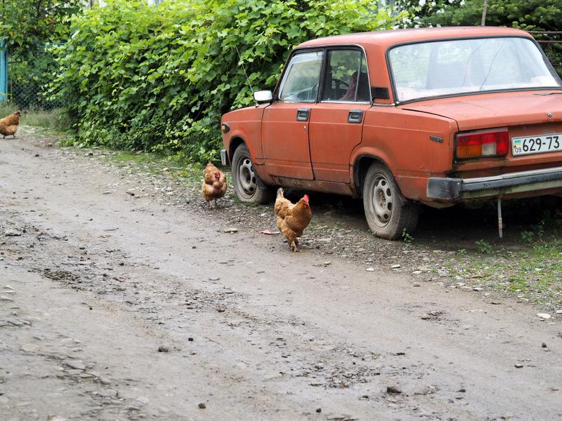 Ukraina autostopem? Dzień 7: Jaremcze i inne niedzisiejsze okolice 10