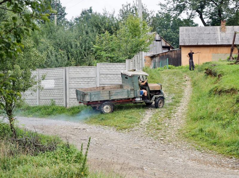 Ukraina autostopem? Dzień 7: Jaremcze i inne niedzisiejsze okolice 16