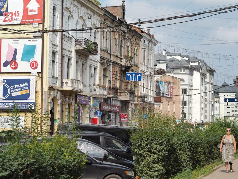 Stanisławów. W lekkim oszołomieniu odkrywam kolejny diament na mapie Kresów (Autostopem przez Ukrainę, dzień 8) 11