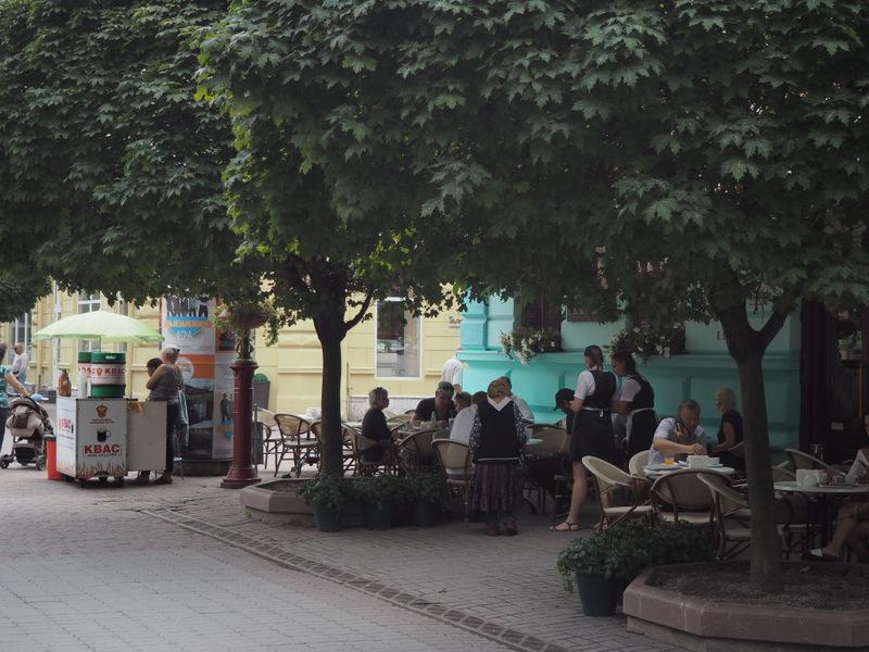 Ukraina autostopem? Dzień 8: Przez Stanisławów do... 7