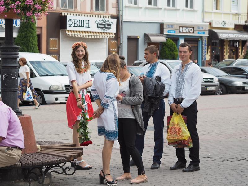 Ukraina autostopem? Dzień 8: Przez Stanisławów do... 6