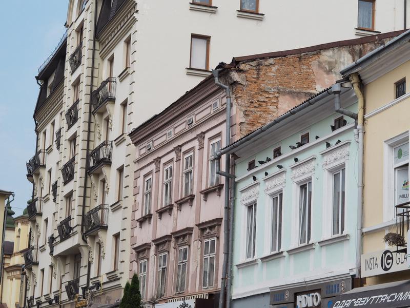 Stanisławów. W lekkim oszołomieniu odkrywam kolejny diament na mapie Kresów (Autostopem przez Ukrainę, dzień 8) 8