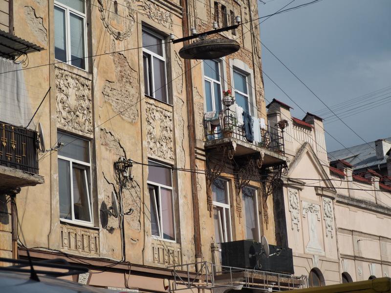 Ukraina autostopem? Dzień 8: Drohobycz, tak blisko i tak daleko... 2