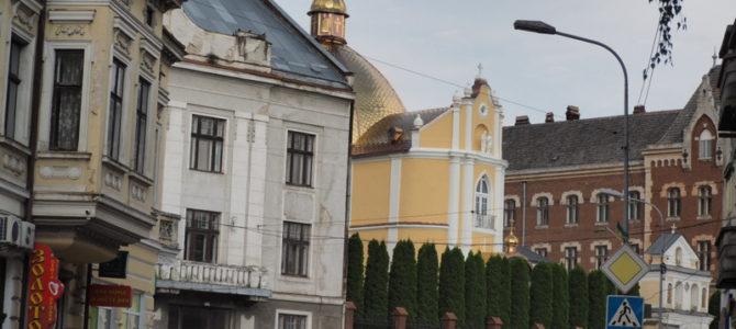 Ukraina autostopem? Dzień 8: Drohobycz, tak blisko i tak daleko…
