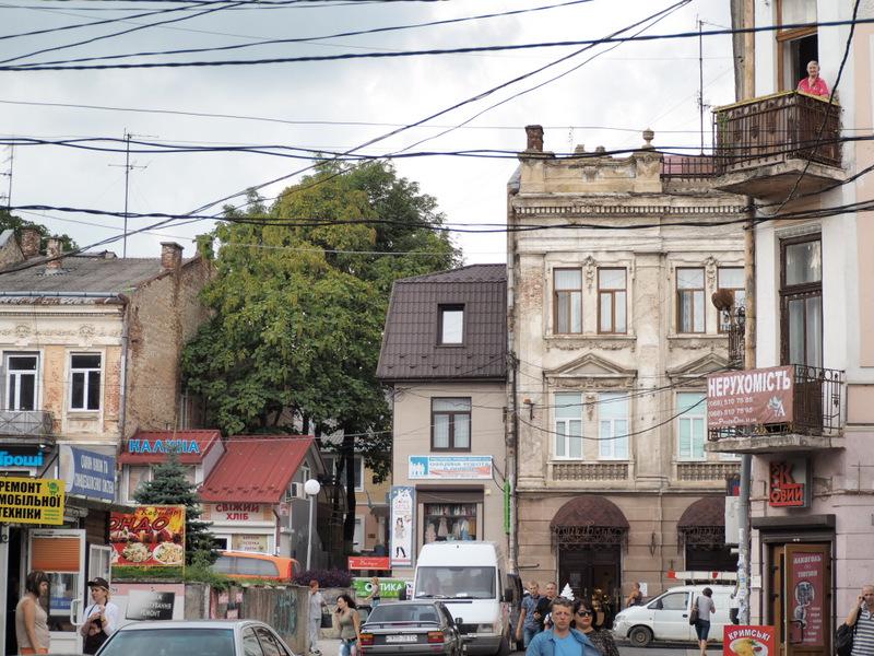 Ukraina autostopem? Dzień 8: Drohobycz, tak blisko i tak daleko... 10
