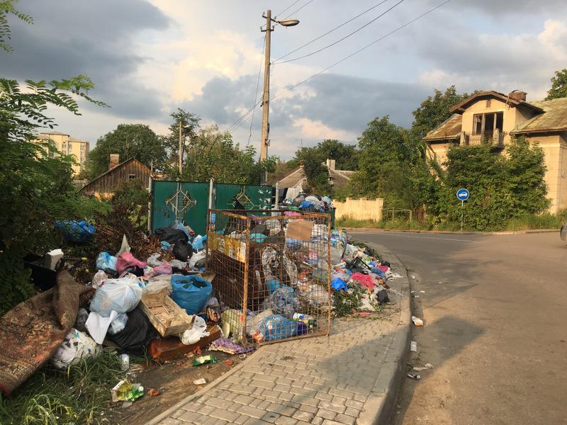 Ukraina autostopem? Dzień 8: Drohobycz, tak blisko i tak daleko... 13