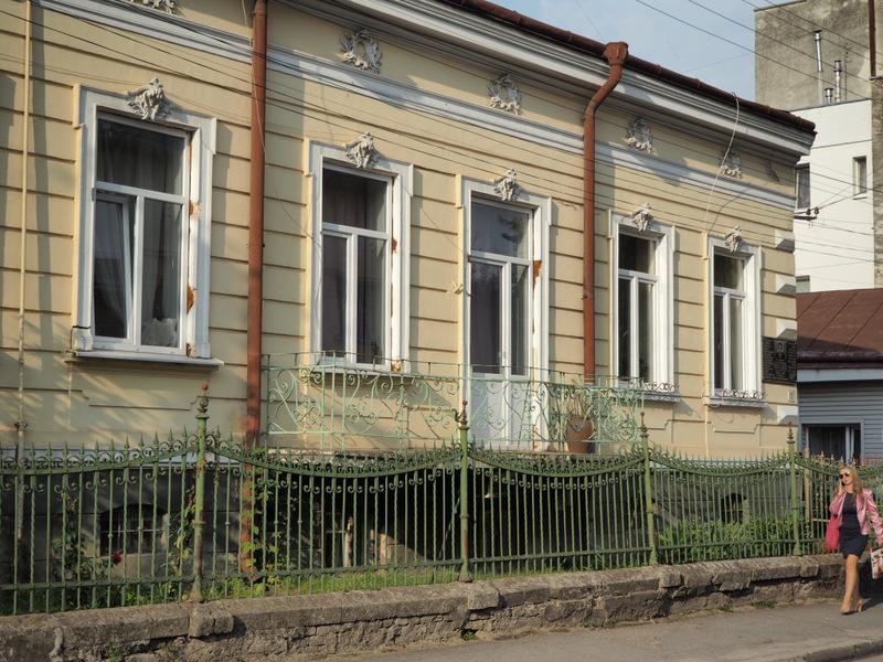 Ukraina autostopem? Dzień 8: Drohobycz, tak blisko i tak daleko... 5