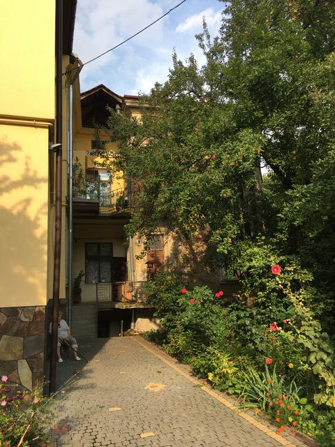 Ukraina autostopem? Dzień 8: Drohobycz, tak blisko i tak daleko... 8