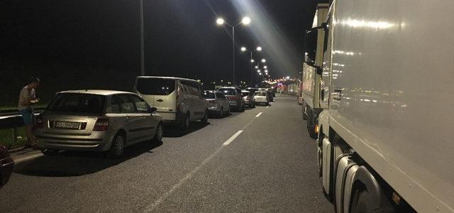 Ukraina autostopem! Dzień ostatni: na granicy nocy i dnia. Kilka liczb na koniec