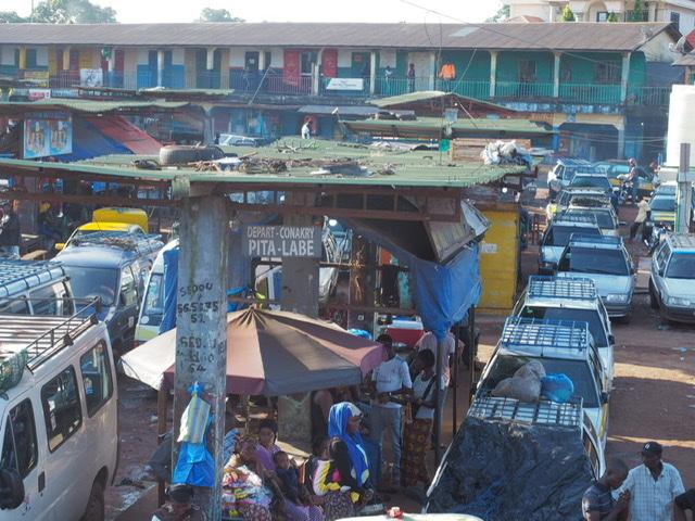 Z Conakry do Dalabe. W siedmiu lub więcej. Zapiski z Afryki (3) 9