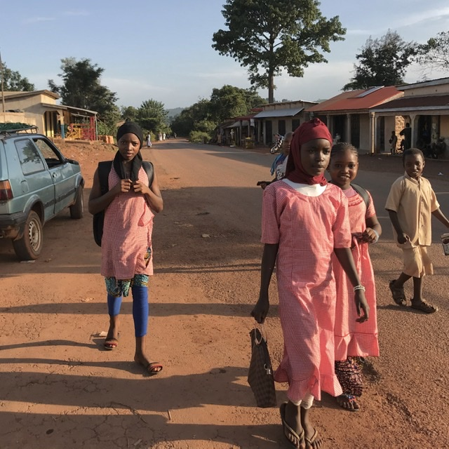 Z Afryki zapiski (3). W drodze... 3