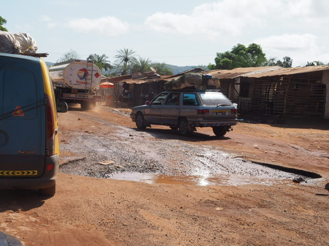 Z Afryki zapiski (3). W drodze... 2