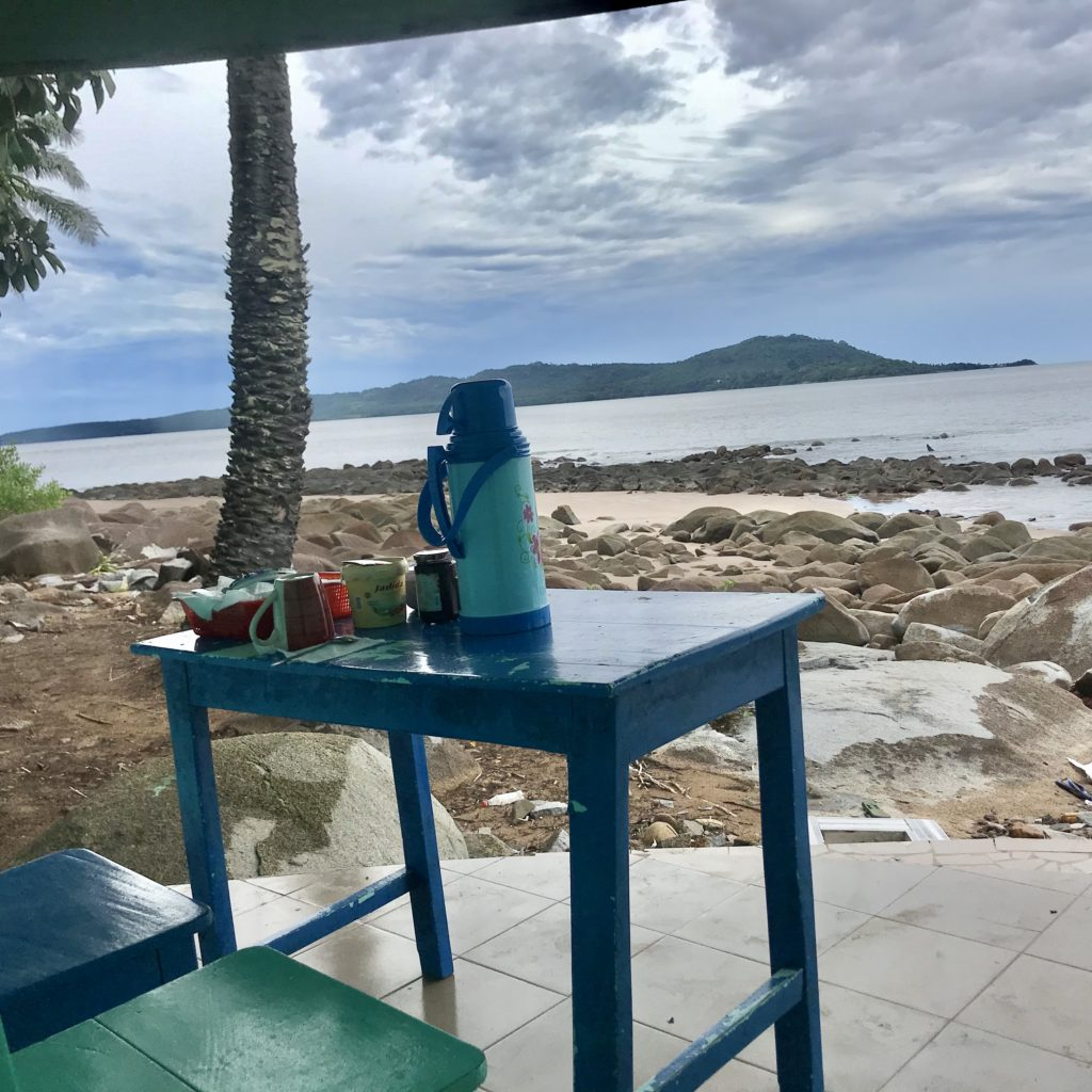 Kassa. Plaża Sorgo. To mógłby być raj. Zapiski z Afryki (8) 14