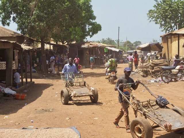 Zapiski z Afryki (6): Dlaczego tu i po co? 1