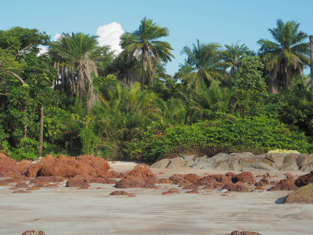 Kassa. Plaża Sorgo. To mógłby być raj. Zapiski z Afryki (8) 11