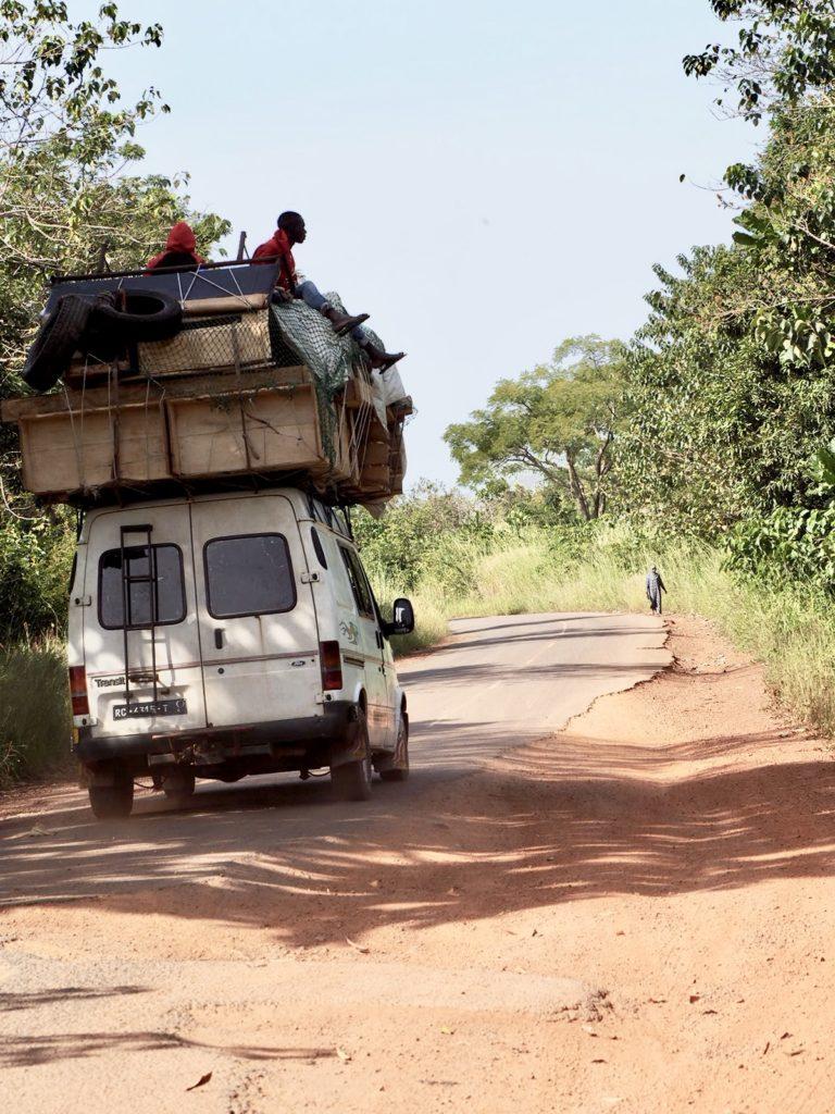 Z Afryki zapiski (9): Ta ostatnia niedziela... 7