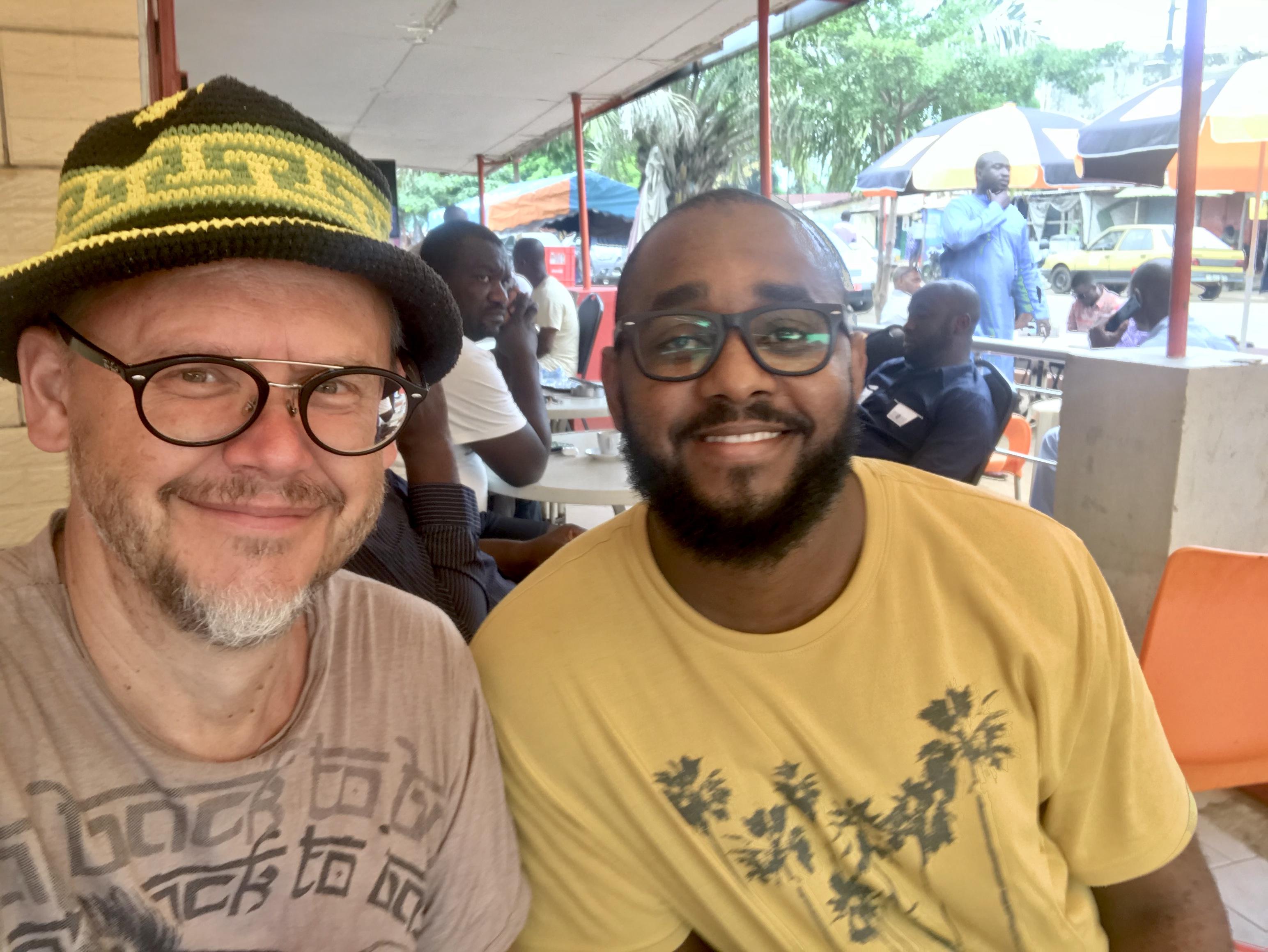 Z Afryki zapiski (9): Ta ostatnia niedziela... 3