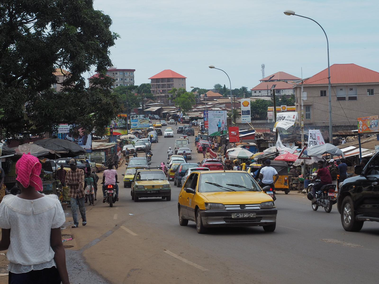 Z Afryki zapiski (9): Ta ostatnia niedziela... 1